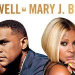 Win duotickets voor concert van Maxwell & Mary J. Blige op 17 oktober @ Vorst Nationaal!
